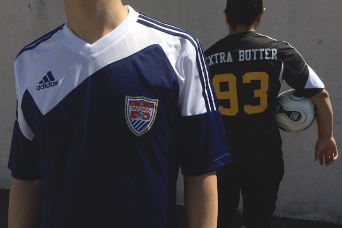 Extra Butter x adidas 2014 Summer Soccer Jerseys