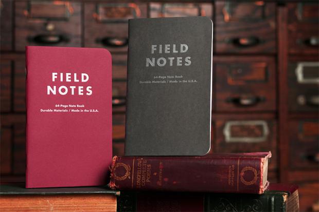 field notes arts sciences editions
