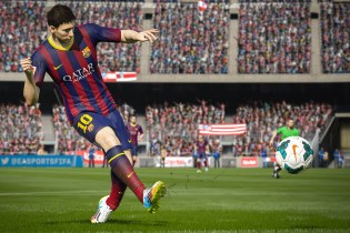 FIFA 15 E3 Gameplay Trailer