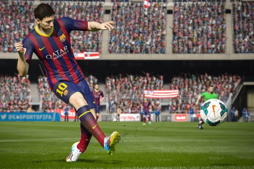 FIFA 15 E3 Gameplay Trailer