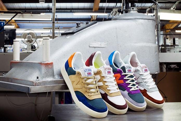 Firmament, hanon, 24 Kilates & Sneakersnstuff Reintroduce the New Balance CT300