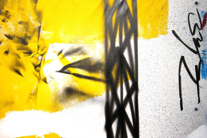 """Futura """"INTROSPECTIVE"""" Exhibition @ Magda Danysz Gallery"""