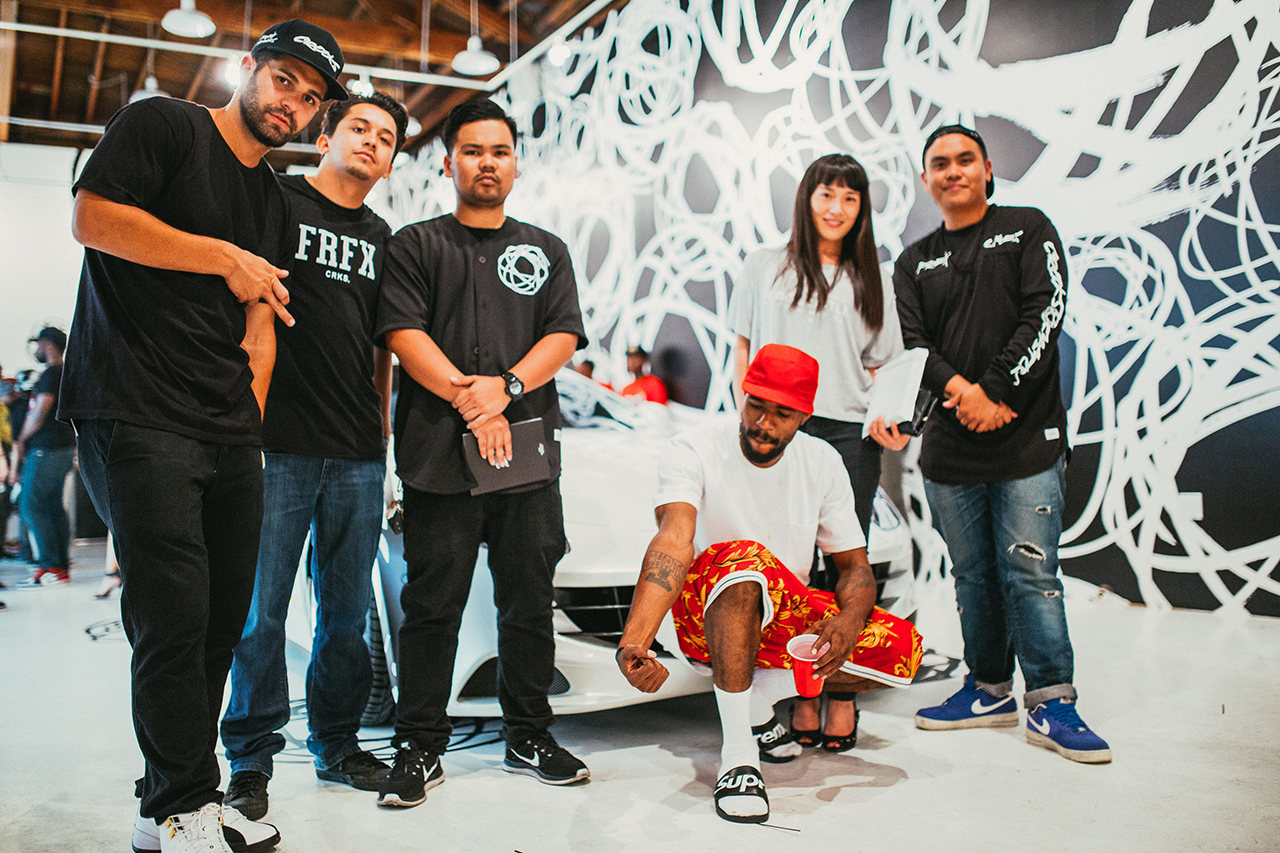"""Futura Talks About His """"LEWDS"""" Collaboration with Crooks & Castles"""