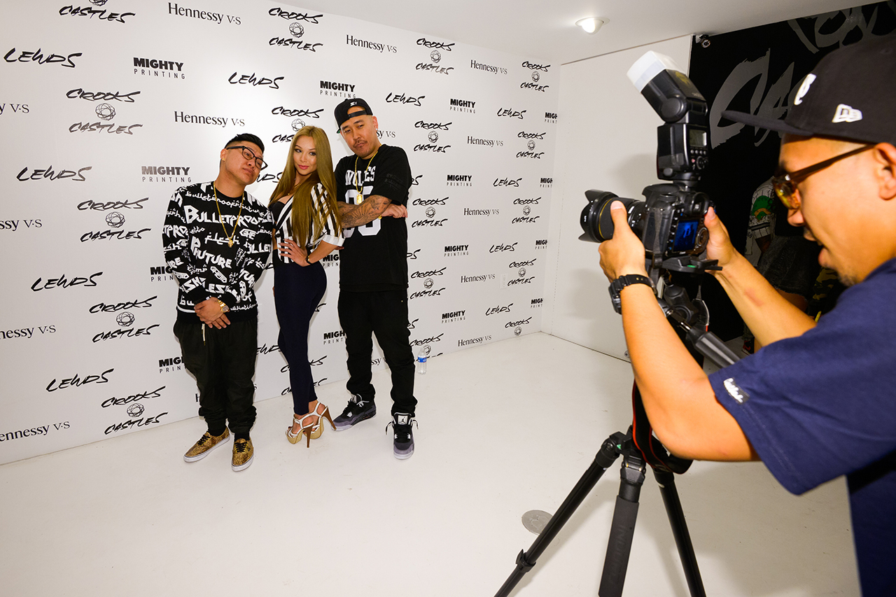 futura talks about his lewds collaboration with crooks castles