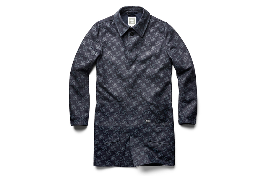 """G-Star RAW 2014 Fall/Winter """"Raw For The Oceans"""" Collection"""
