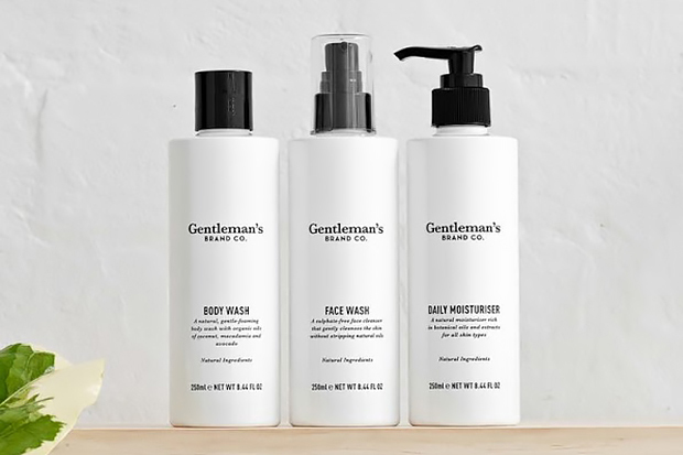 gentlemans brand co skin care kits