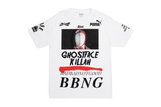 Ghostface Killah & BADBADNOTGOOD x Alife 2014 Summer T-Shirt