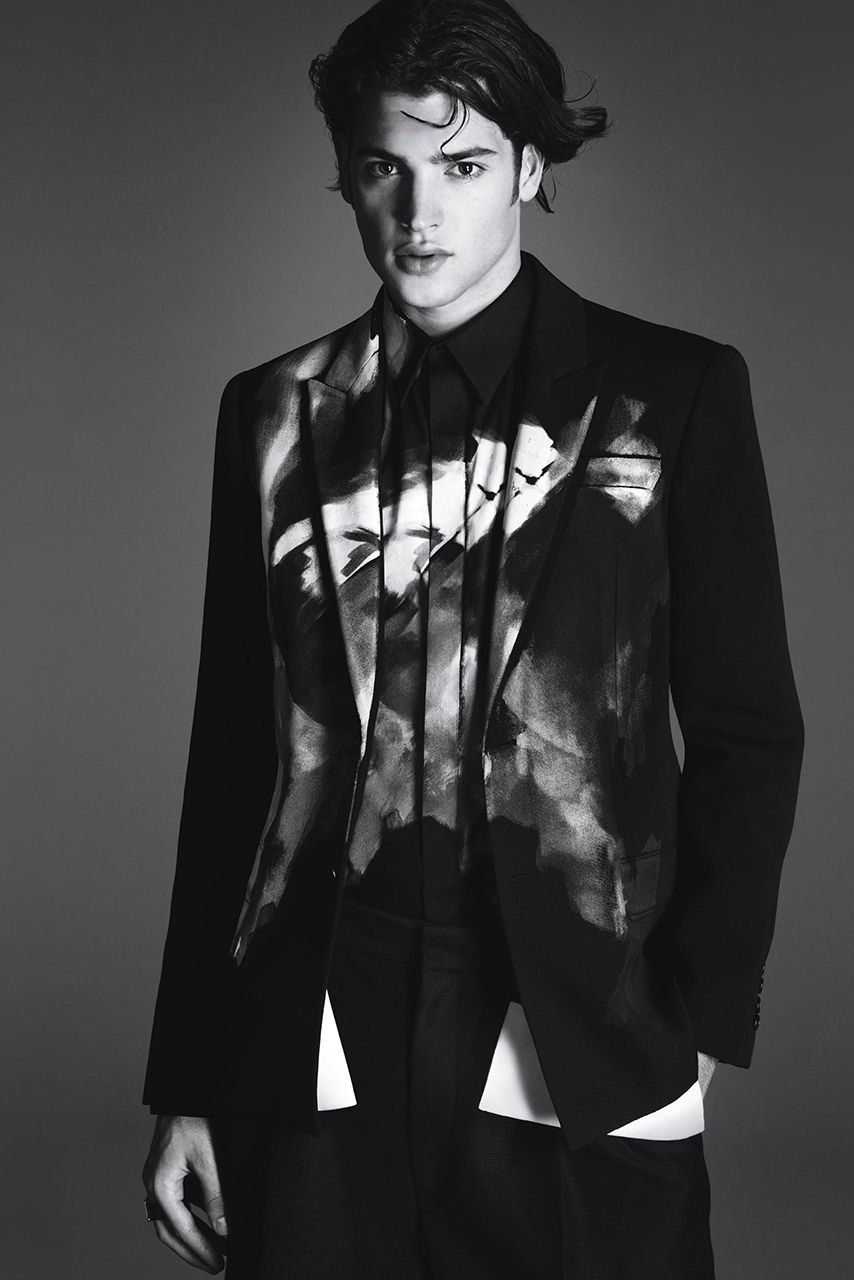 givenchy 2014 fall winter campaign