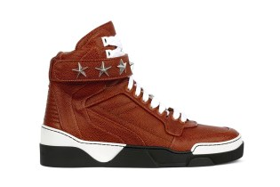 Givenchy 2014 Fall/Winter Tyson High-Top Collection