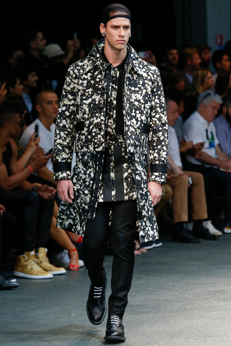 givenchy 2015 spring summer collection