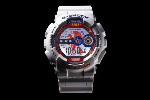 Gundam x Casio G-Shock 35th Anniversary GD-100