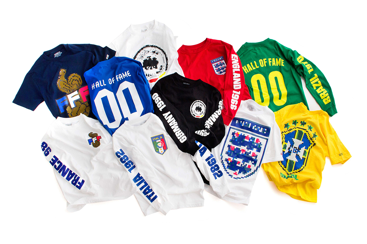Hall of Fame 2014 World Cup Collection