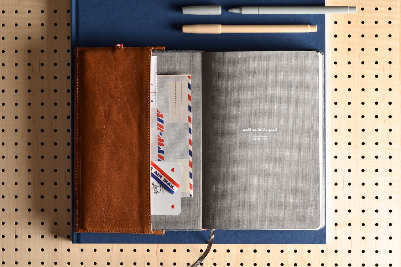 hard graft Trip Case & Notebook