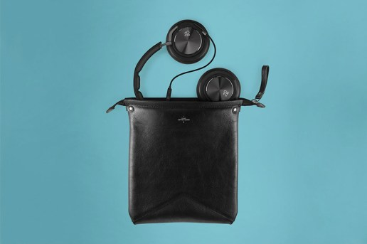 B&O PLAY x hard graft Leather Accessories Collection