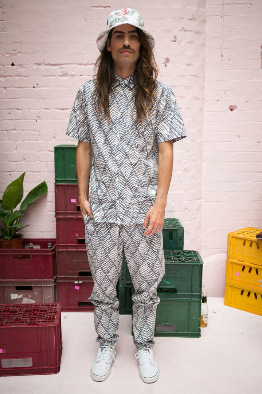 "Hentsch Man 2015 Spring/Summer ""La Cantina"" Collection"
