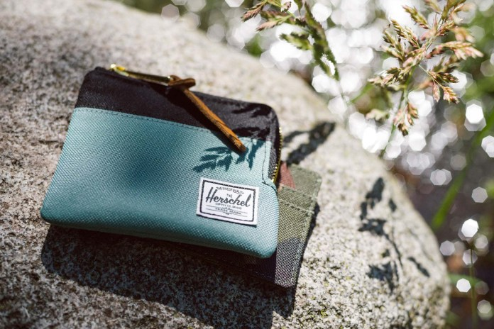 Herschel Supply Co. 2014 Summer Wallet Collection