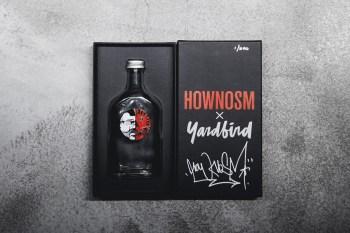 How and Nosm x Yardbird Limited Edition Art Bottle