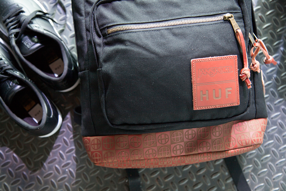 HUF x Red Wing x JanSport Right Pack Backpack