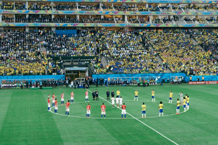 All Eyes on Brazil: Scenes from the Opening Days of the 2014 World Cup