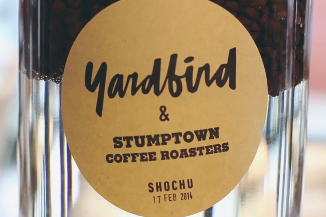 HYPEBEAST Eats… Yardbird x Stumptown Coffee Shochu