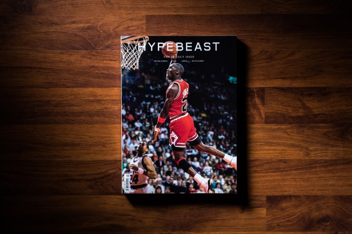 HYPEBEAST Magazine Issue 7: The Legacy Issue