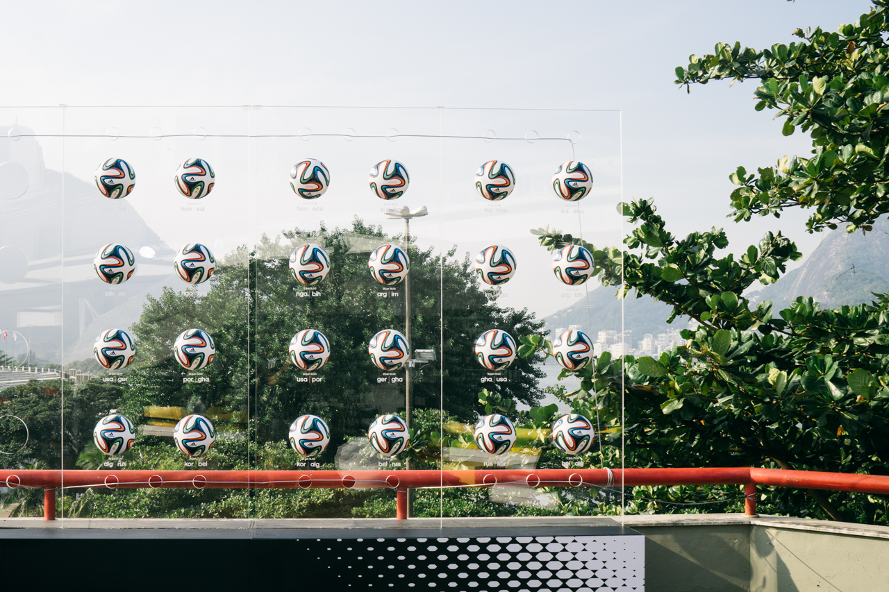HYPEBEAST Spaces: Posto adidas at Clube de Regatas do Flamengo