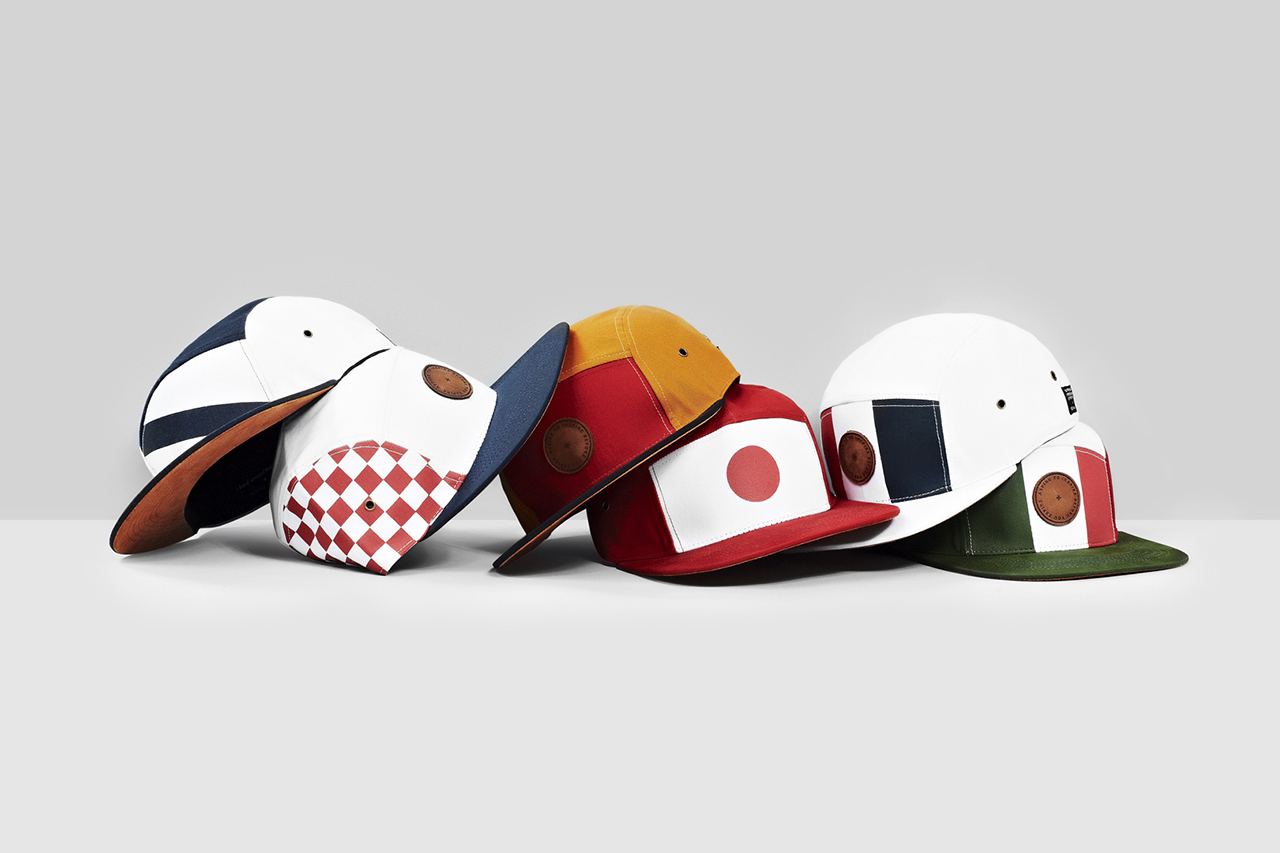I Love Ugly World Cup 5-Panel Collection