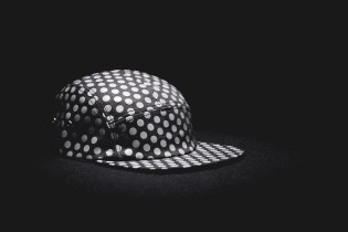 ICNY 2014 Spring/Summer Dotted 5-Panel Cap