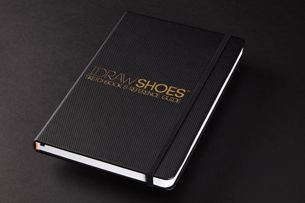 IDRAW SHOES Sketchbook