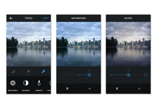 Instagram Adds Adjustable Filters and New Editing Tools