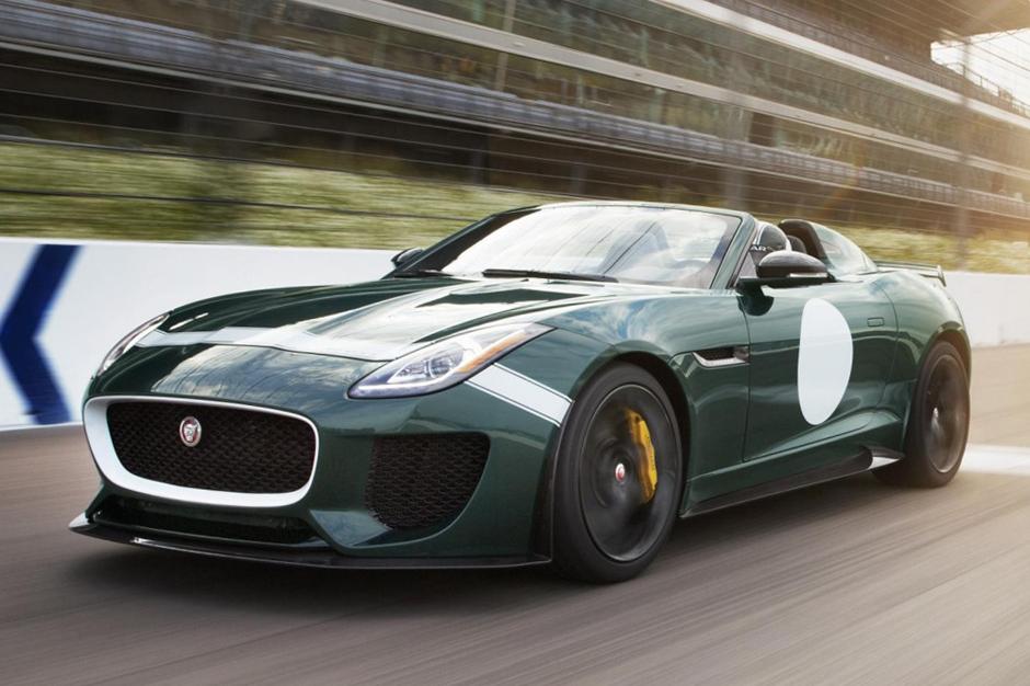 jaguar f type project 7