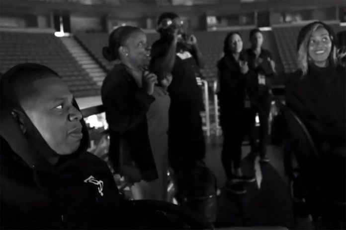 Watch Rehearsal Footage from Jay Z and Beyonce's 'On the Run' Tour