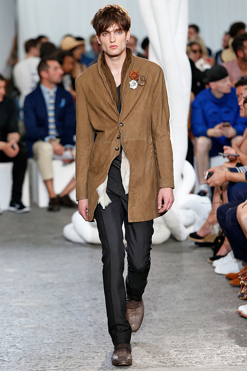 John Varvatos 2015 Spring/Summer Collection