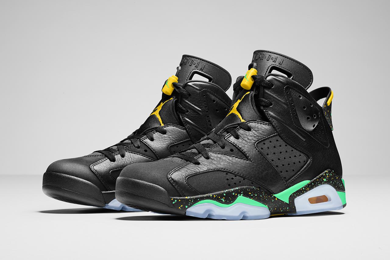"Jordan Brand ""Brazil"" Pack"