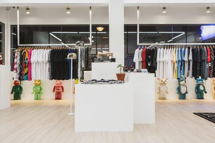 JUICE Hong Kong TST Store Re-Opening