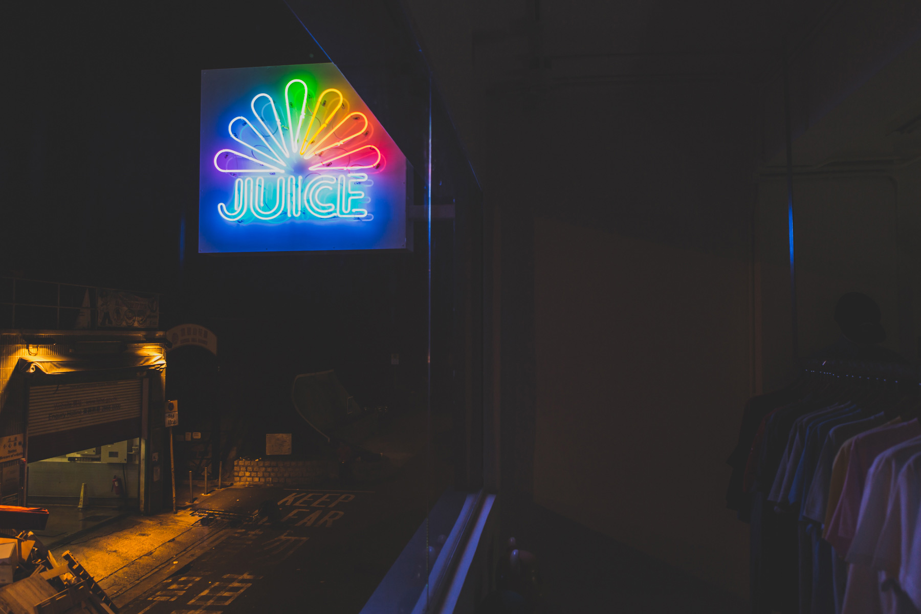 JUICE Hong Kong TST Store Re-Opening