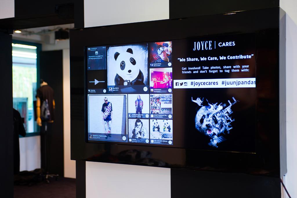 Juun.J and Joyce Cares Host 1,600 Panda Project at PMQ
