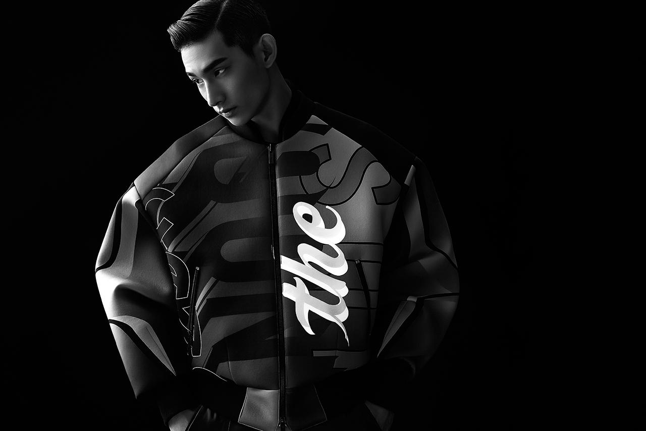 "Juun.J x Josh Luke ""Global Pop-up Stores Project"" Lookbook"