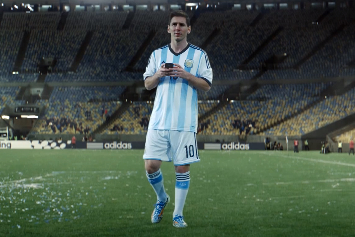 """Kanye West Shares an Alternate Version of adidas's """"The Wake Up Call"""" World Cup Commercial"""