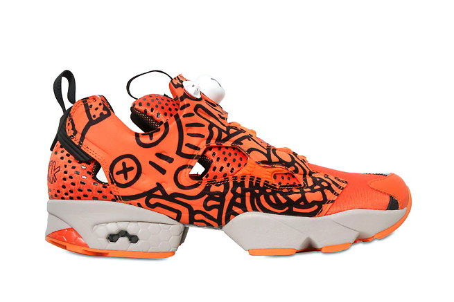"Keith Haring x Reebok ""Crack is Wack"" Pack"