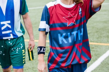 "KITH 2014 Summer ""Football Equipment"" Lookbook"