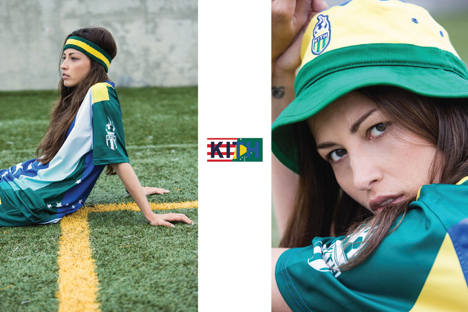 kith 2014 summer football equipment lookbook