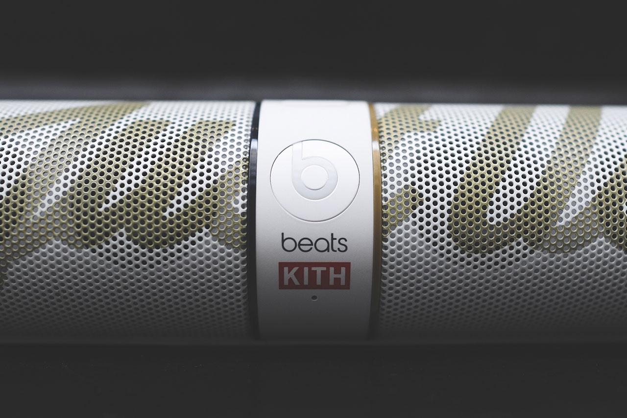 KITH x Beats by Dre Studio Headphones & Pill 2.0 Speaker