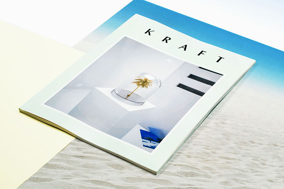 KRAFT Magazine Issue 1