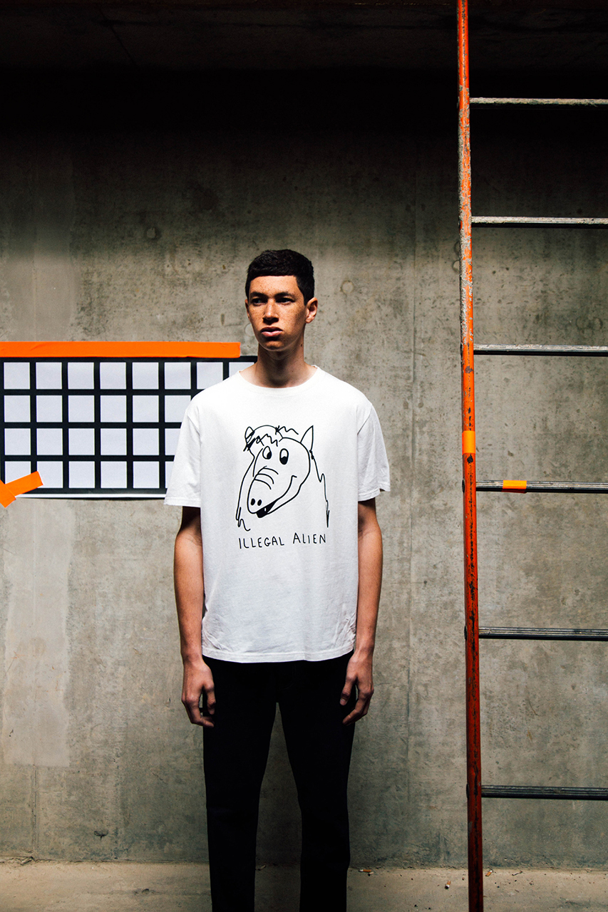 "Lazy Oaf 2014 Summer ""Space Oddity"" Collection"
