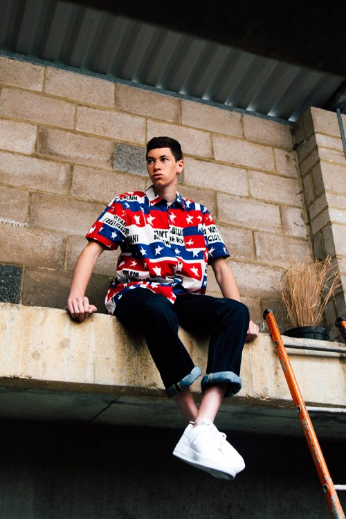 """Lazy Oaf 2014 Summer """"Space Oddity"""" Collection"""
