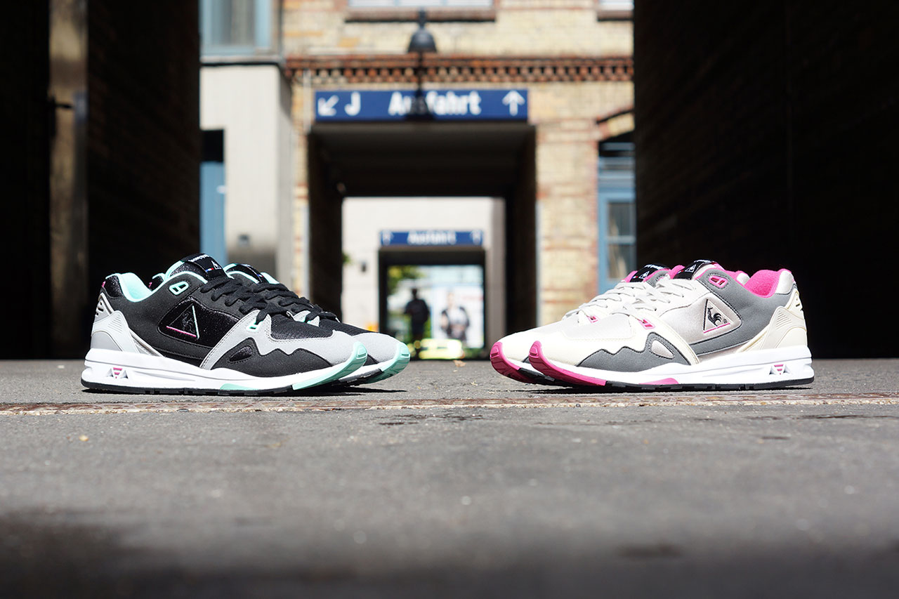 """Le Coq Sportif R1000 """"Night & Day"""" Pack"""