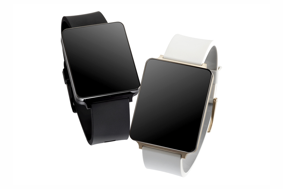 LG Launches the G Watch