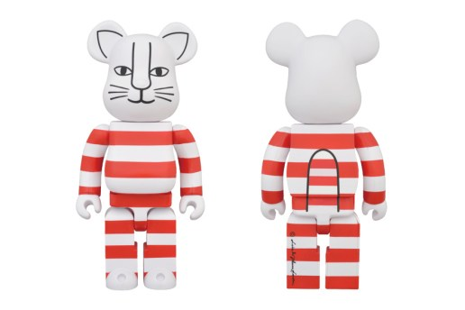 Lisa Larson x Medicom Toy 400% Bearbrick Collection