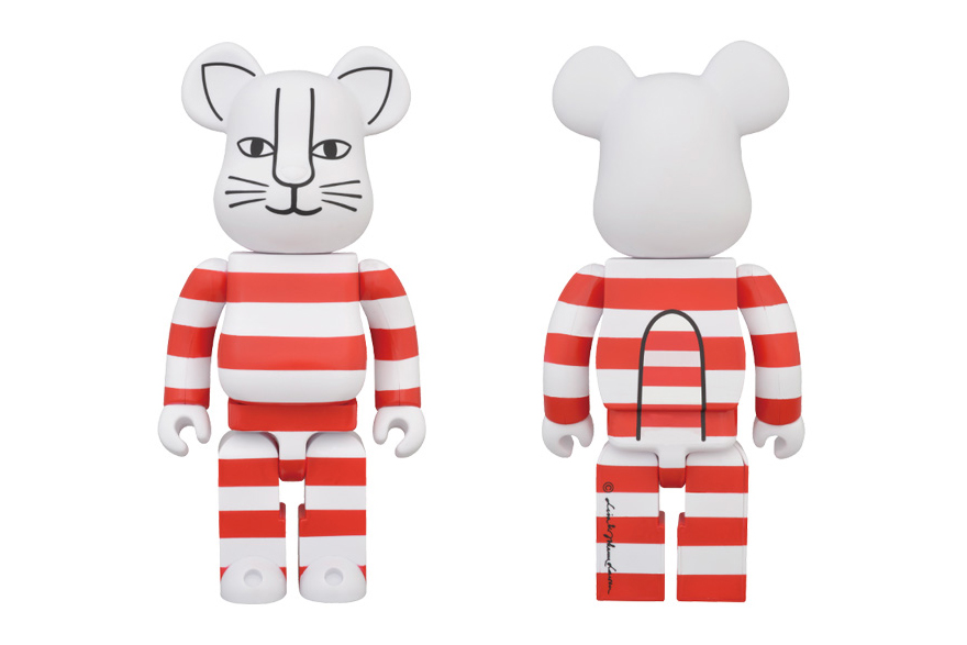 lisa larson x medicom toy 400 bearbrick collection